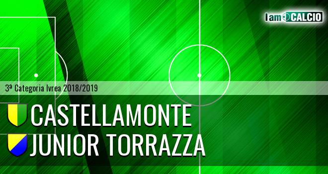 Castellamonte - Junior Torrazza