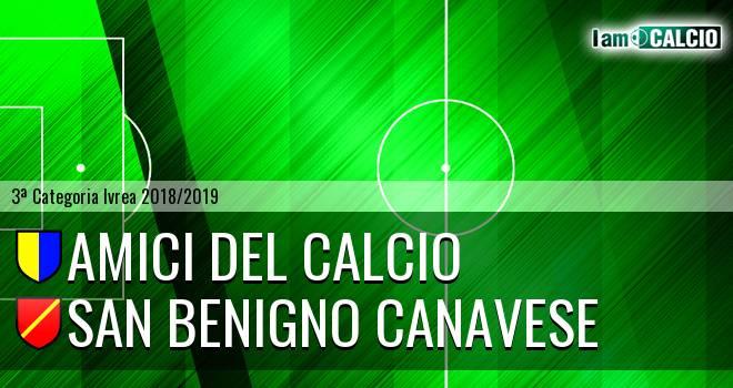 Amici del Calcio - San Benigno Canavese