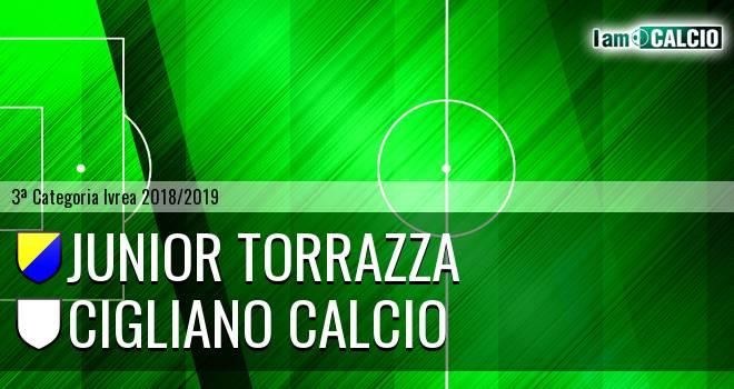 Junior Torrazza - Cigliano Calcio