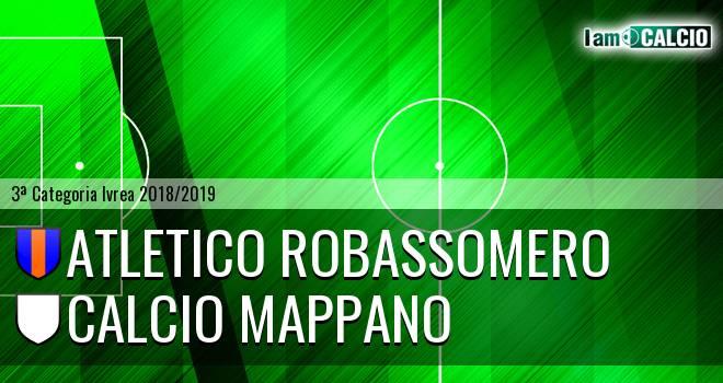 Atletico Robassomero - Calcio Mappano