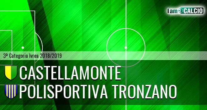 Castellamonte - Polisportiva Tronzano