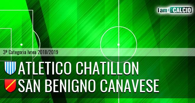 Atletico Chatillon - San Benigno Canavese