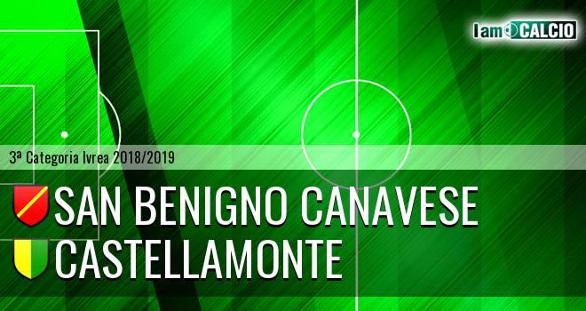 San Benigno Canavese - Castellamonte