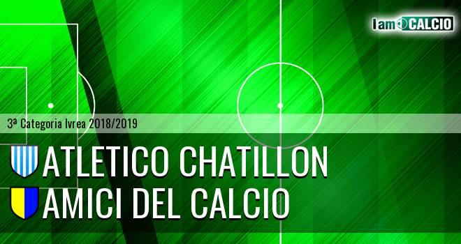Atletico Chatillon - Amici del Calcio