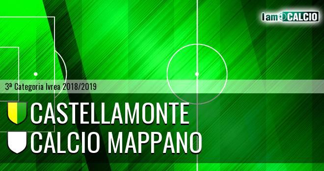 Castellamonte - Calcio Mappano