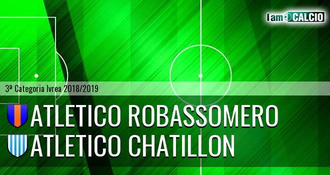 Atletico Robassomero - Atletico Chatillon