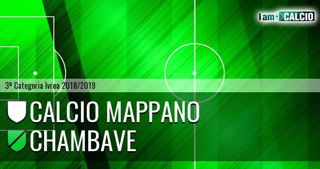 Calcio Mappano - Chambave