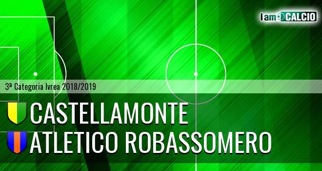 Castellamonte - Atletico Robassomero