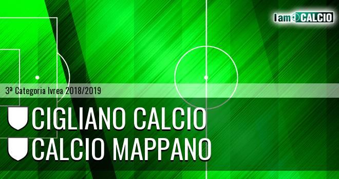 Cigliano - Calcio Mappano