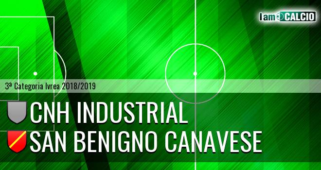 Cnh Industrial - San Benigno Canavese