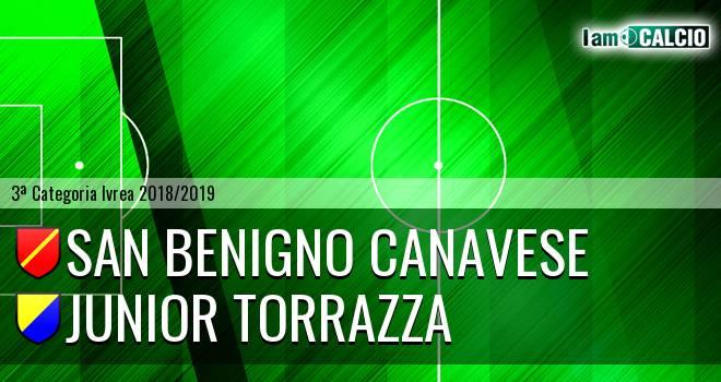 San Benigno Canavese - Junior Torrazza