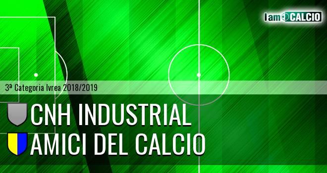 Cnh Industrial - Amici del Calcio