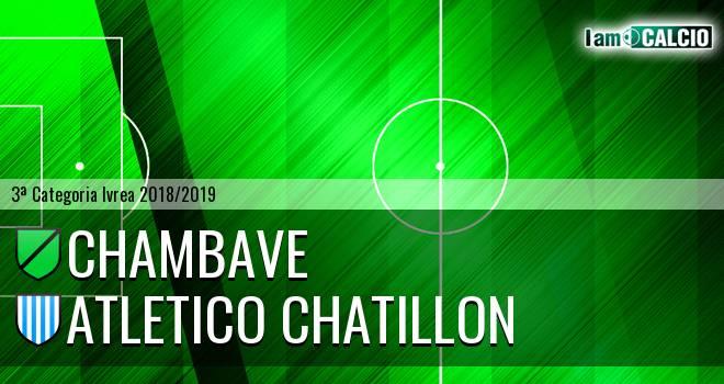 Chambave - Atletico Chatillon
