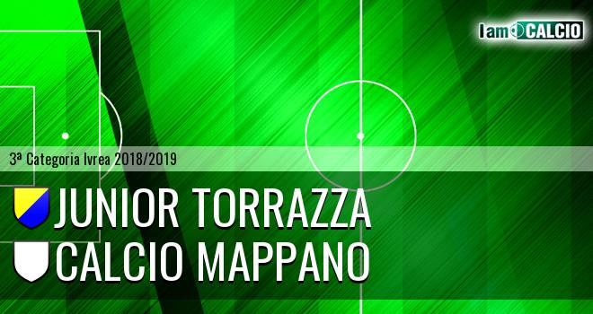 Junior Torrazza - Calcio Mappano