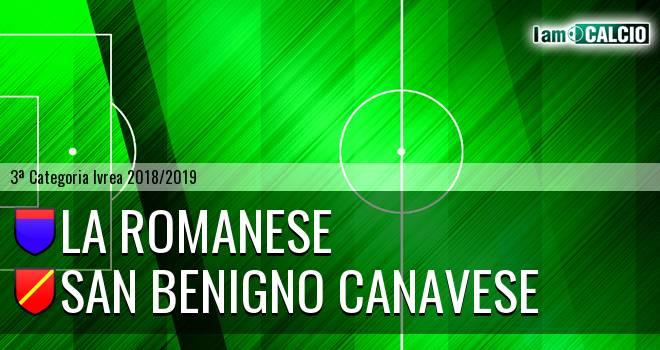 La Romanese - San Benigno Canavese