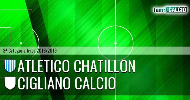 Atletico Chatillon - Cigliano