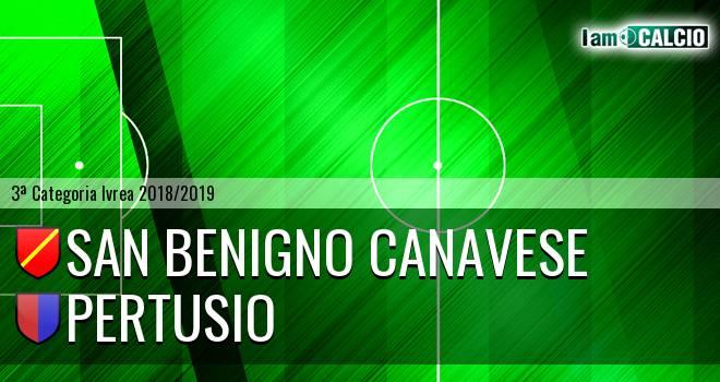 San Benigno Canavese - Pertusio