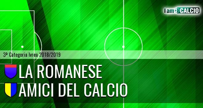 La Romanese - Amici del Calcio