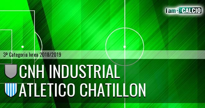Cnh Industrial - Atletico Chatillon