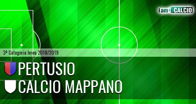 Pertusio - Calcio Mappano