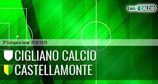 Cigliano Calcio - Castellamonte