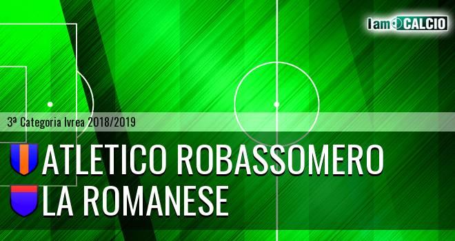 Atletico Robassomero - La Romanese