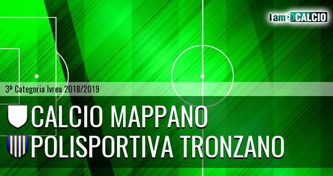 Calcio Mappano - Polisportiva Tronzano