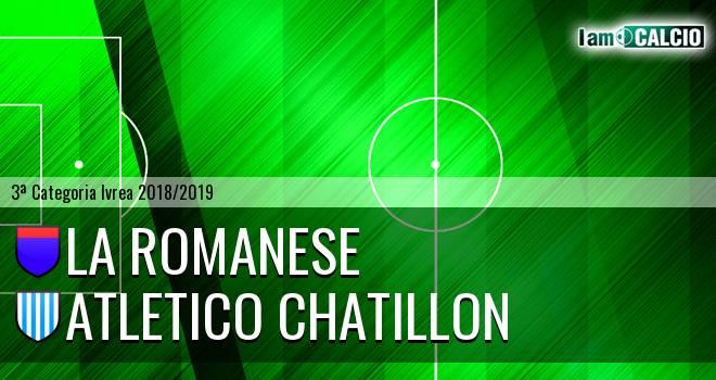 La Romanese - Atletico Chatillon