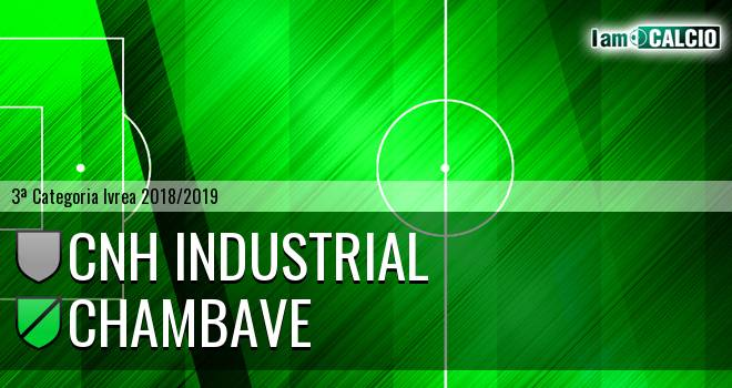 Cnh Industrial - Chambave