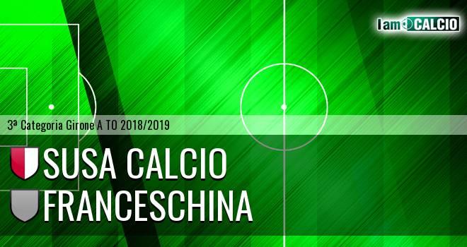 Susa Calcio - Franceschina