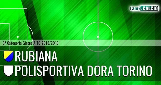 Susa Calcio - Polisportiva Dora Torino