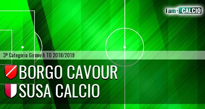 Borgo Cavour - Susa Calcio