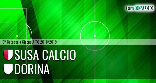 Susa Calcio - Dorina