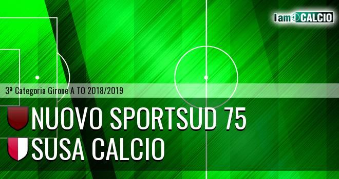 Nuovo Sportsud 75 - Susa Calcio