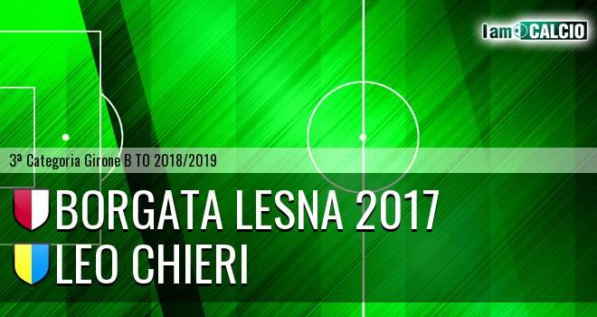 Borgata Lesna 2017 - Leo Chieri