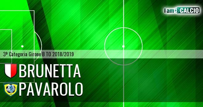 Brunetta - Pavarolo Calcio