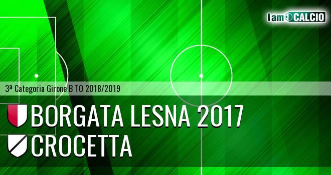 Borgata Lesna 2017 - Crocetta