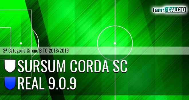 Sursum Corda SC - Real 9.0.9