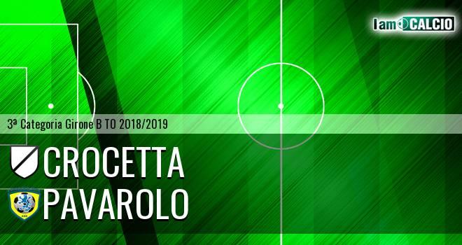 Crocetta - Pavarolo Calcio
