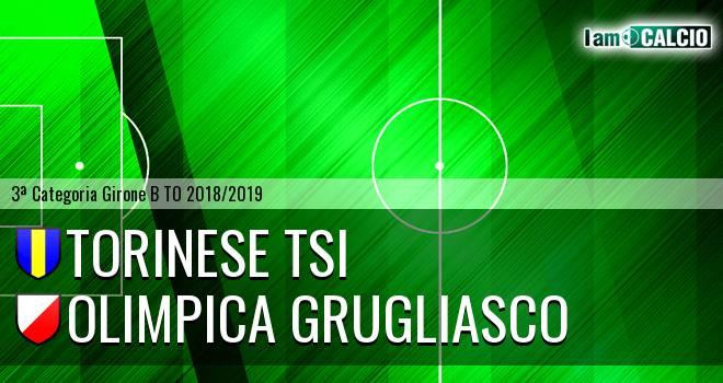 Torinese TSI - Olimpica Grugliasco