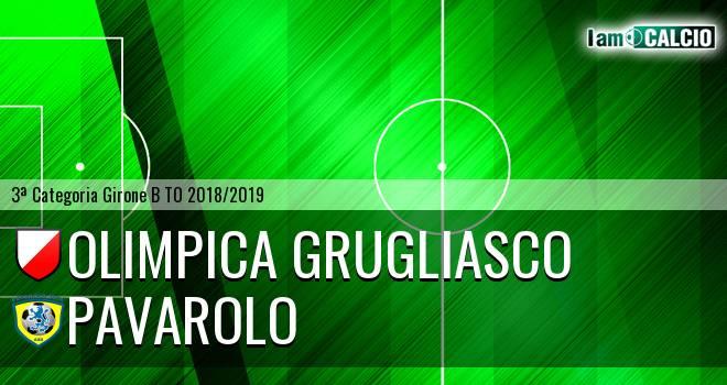 Olimpica Grugliasco - Pavarolo Calcio