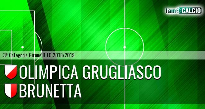 Olimpica Grugliasco - Brunetta
