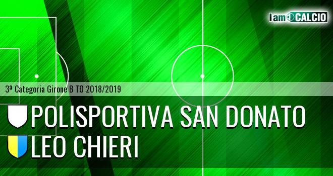 Polisportiva San Donato - Leo Chieri