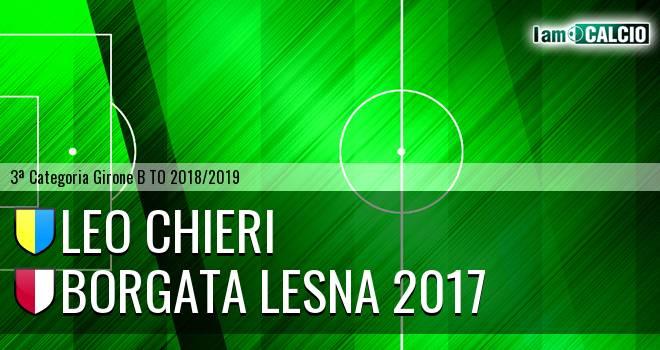 Leo Chieri - Borgata Lesna 2017