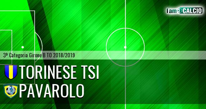 Torinese TSI - Pavarolo Calcio