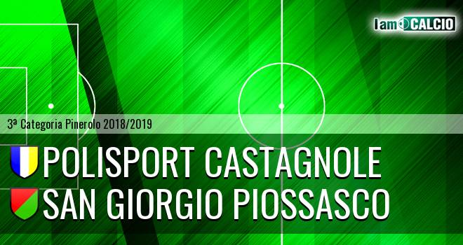 Polisport Castagnole - San Giorgio Piossasco