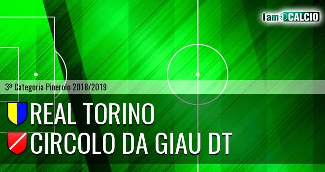 Real Torino - Circolo Da Giau DT