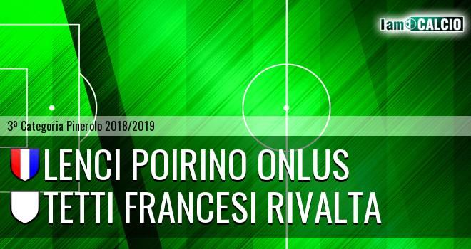 Lenci Poirino Onlus - Tetti Francesi Rivalta