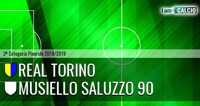 Real Torino - Musiello Saluzzo 90