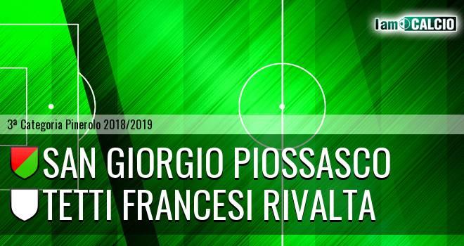 San Giorgio Piossasco - Tetti Francesi Rivalta